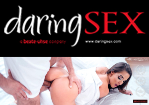 Daring Sex is a good gonzo paid porn site