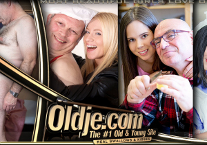 Good porn where to see beautiful girls with older men in action.