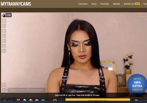 mytrannycams has the best live nude cams with shemales