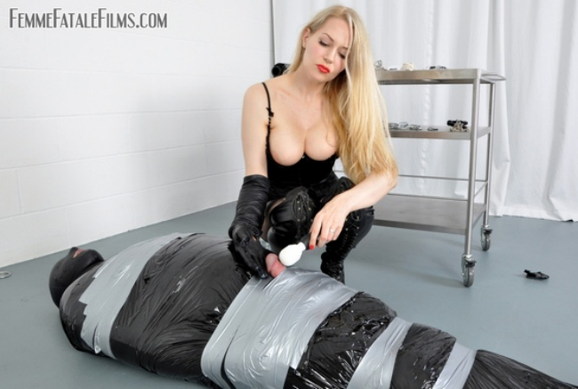 Good adult website recommended to all BDSM fans.