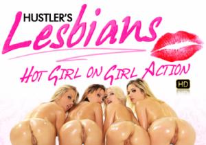 Hustler's Lesbians