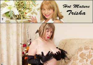 Best mature porn site with Trisha in action.