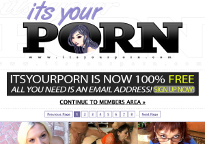 It's Your Porn
