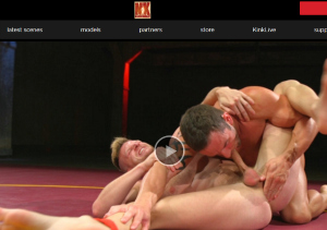 Good gay porn site with fetish content.