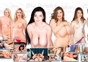 Great porn site for big boobs lovers.