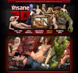 Best 3d animation adult site about 3D xxx videos