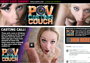 Top rated pay se site for pov videos.