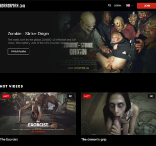 Top rated bizarre porn site for horror xxx movies
