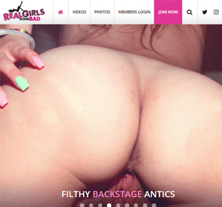 Excellent British porn site with amateur models