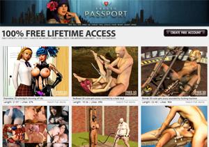 Free 3D Passport