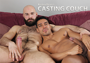 Good gay porn site for casting videos.
