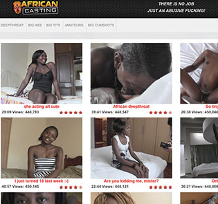 Top adult website to enjoy some amazing casting Hd porn videos