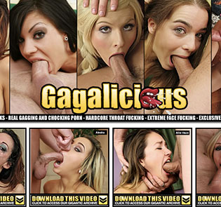 Best xxx site if you're into awesome deep throat HD videos
