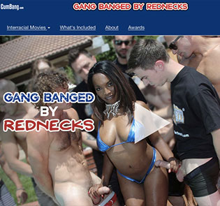 Recommended adult website featuring great gangbang HD videos