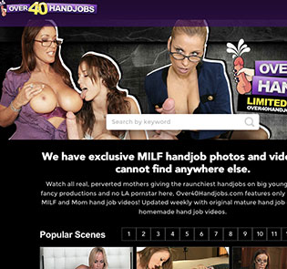 Best porn site to have fun with class-A handjob flicks