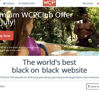 Most popular xxx website with class-A interracial flicks