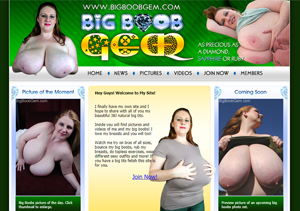 Nice paid porn site for big boobs lovers.