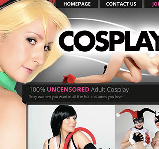Nice xxx site to watch great cosplay HD videos