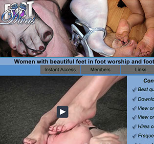 Best adult website with top notch foot fetish videos