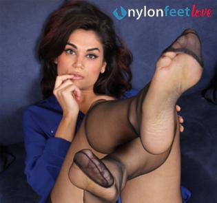 Best paid foot fetish porn site for nylon xxx vids