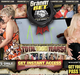 Great xxx website featuring awesome granny content