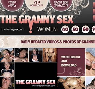Most popular porn website providing class-A granny HD videos