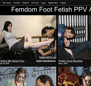 Best porn website to enjoy hot femdom material