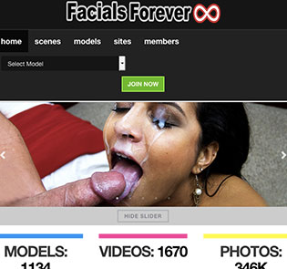 Best porn website to have fun with amazing facial HD videos