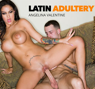 Best Latina porn site powered by the Naughty America network