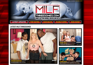 Nice milf porn site for threesome videos.
