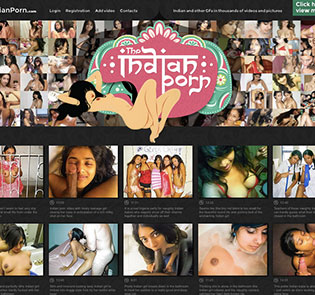 Most popular xxx site to have fun with class-A indian flicks