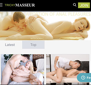 Most popular porn website to access some fine massage HD videos