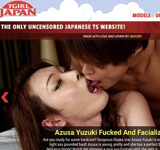 Best porn website offering class-A ladyboy stuff