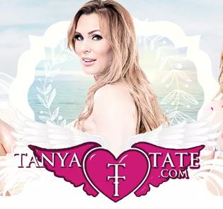 Best blue eyed pornstar porn site for Tanya Tate fans.