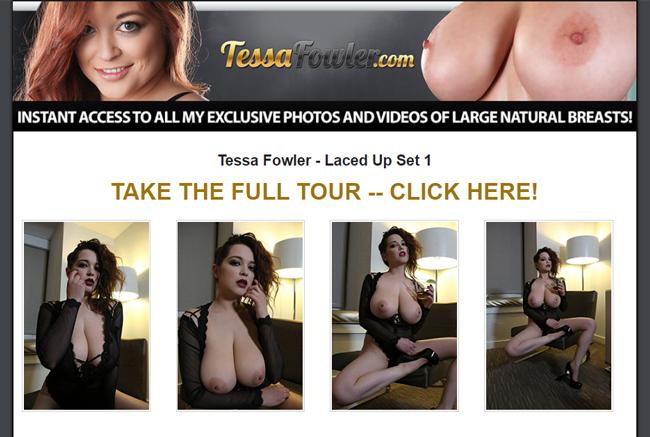 Tessa Fowler free gallery