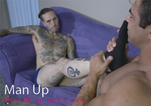 My favorite gay porn website with fetish content.