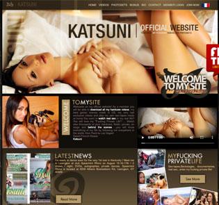 Best brunette porn site where you can watch hard xxx videos featuring Katsuni