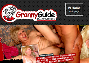 Top rated paid adult site for granny sex scenes.