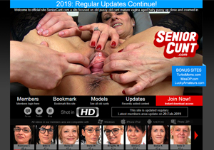 Good pay porn site where you'll find hot matures in wild action.