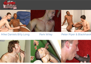 Fine gay porn site if you are looking for hot men in gloryhole scenes.